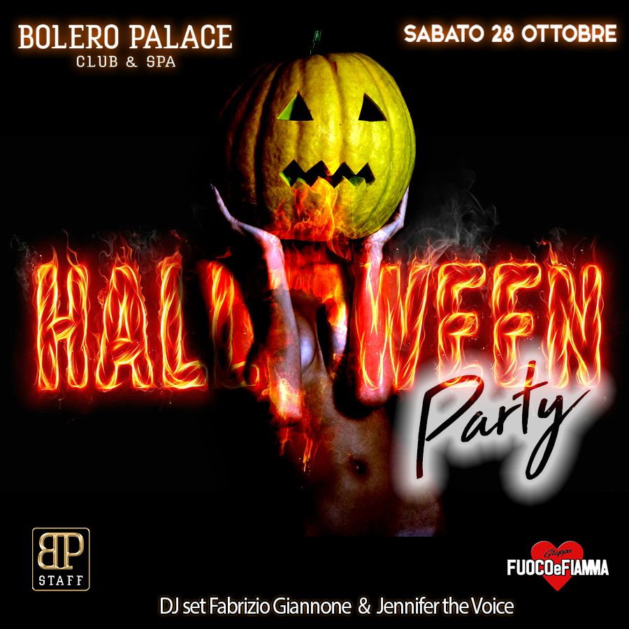 """HALLOWEEN PARTY """"Sabato 28 Ottobre 2017"""""""