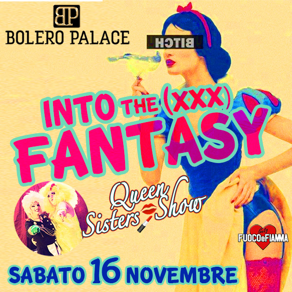 "INTO THE FANTASY ""Sabato 16 Novembre 2019"""
