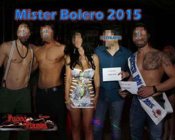 PARTY MISTER BOLERO Aprile 2015