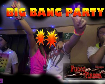 BIG BANG PARTY FLUO Aprile 2015